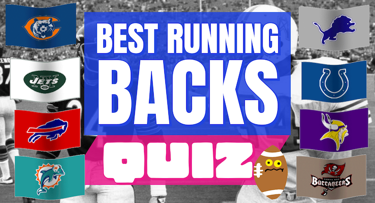 Best RB Quiz